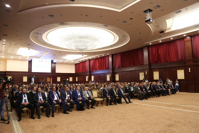 Делегация Минводского комбикормового завода приняла участие в международной бизнес-миссии в Республике Армения