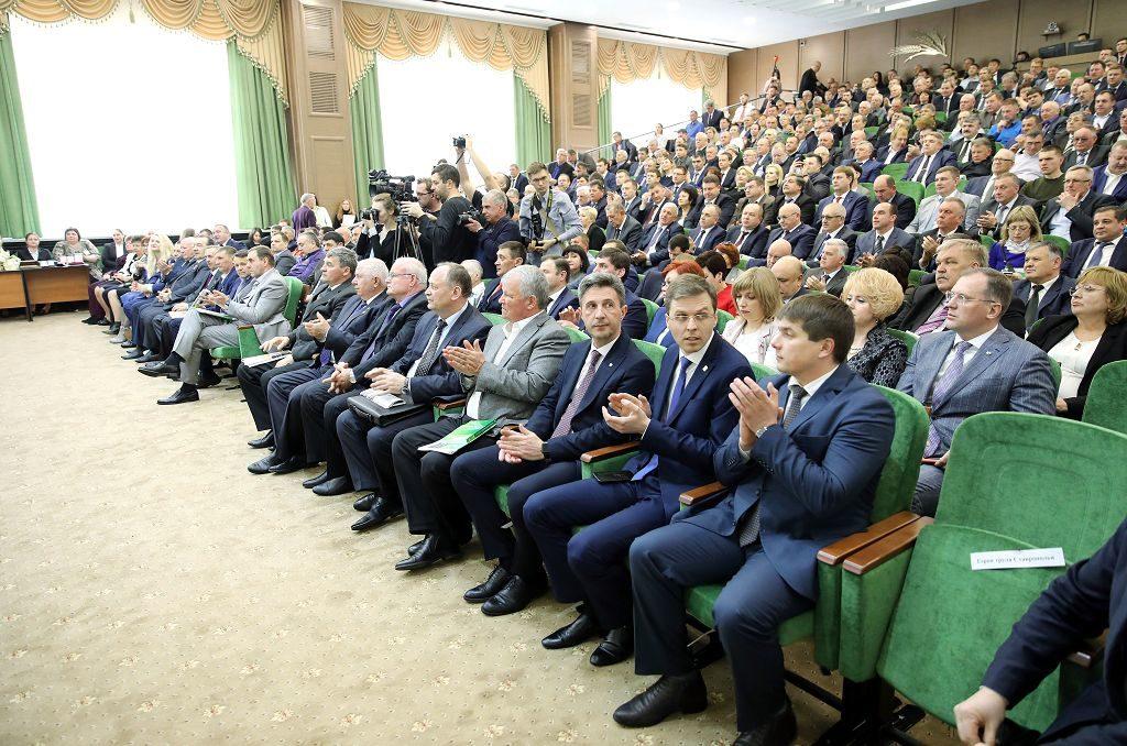 Итоги работы АПК Ставропольского края в 2018 году и задачи на 2019 год