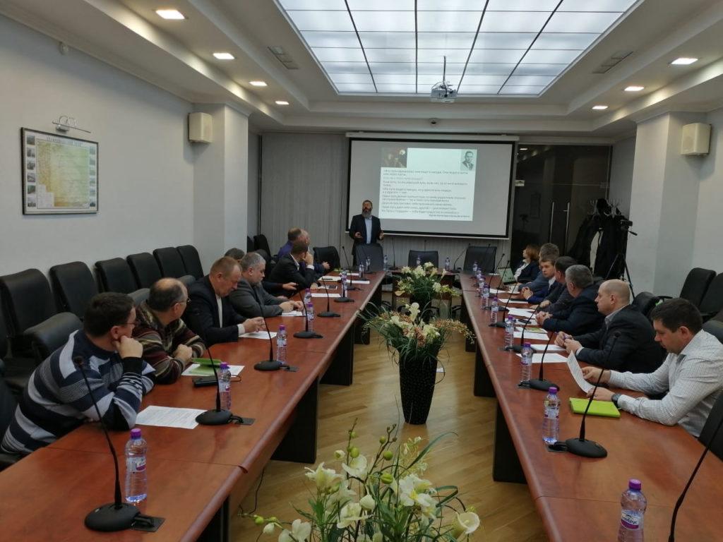 Межрегиональное объединение сельхозтоваропроизводителей. Круглый стол в Пятигорске